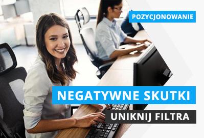 Negatywne Skutki SEO - blog